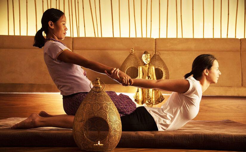 thai masajı
